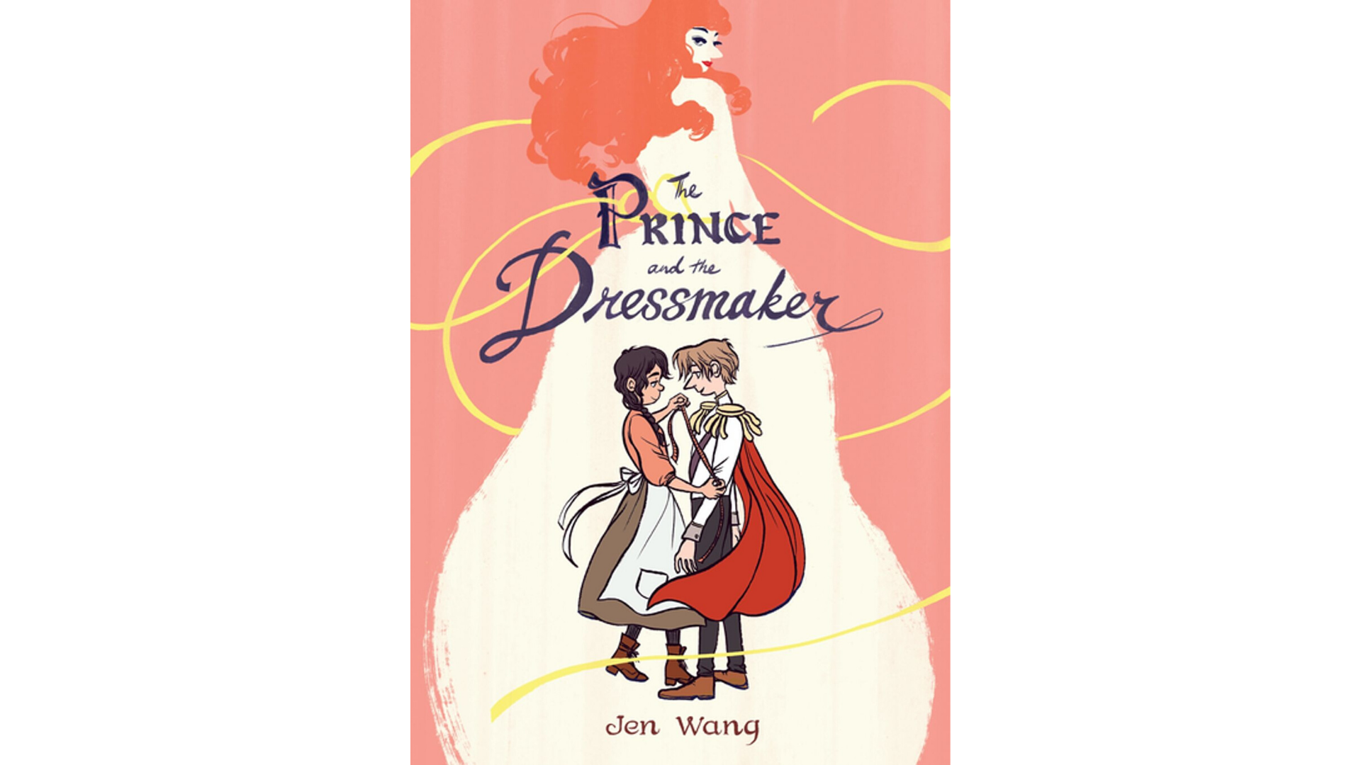 #23 The Prince And The Dressmaker
