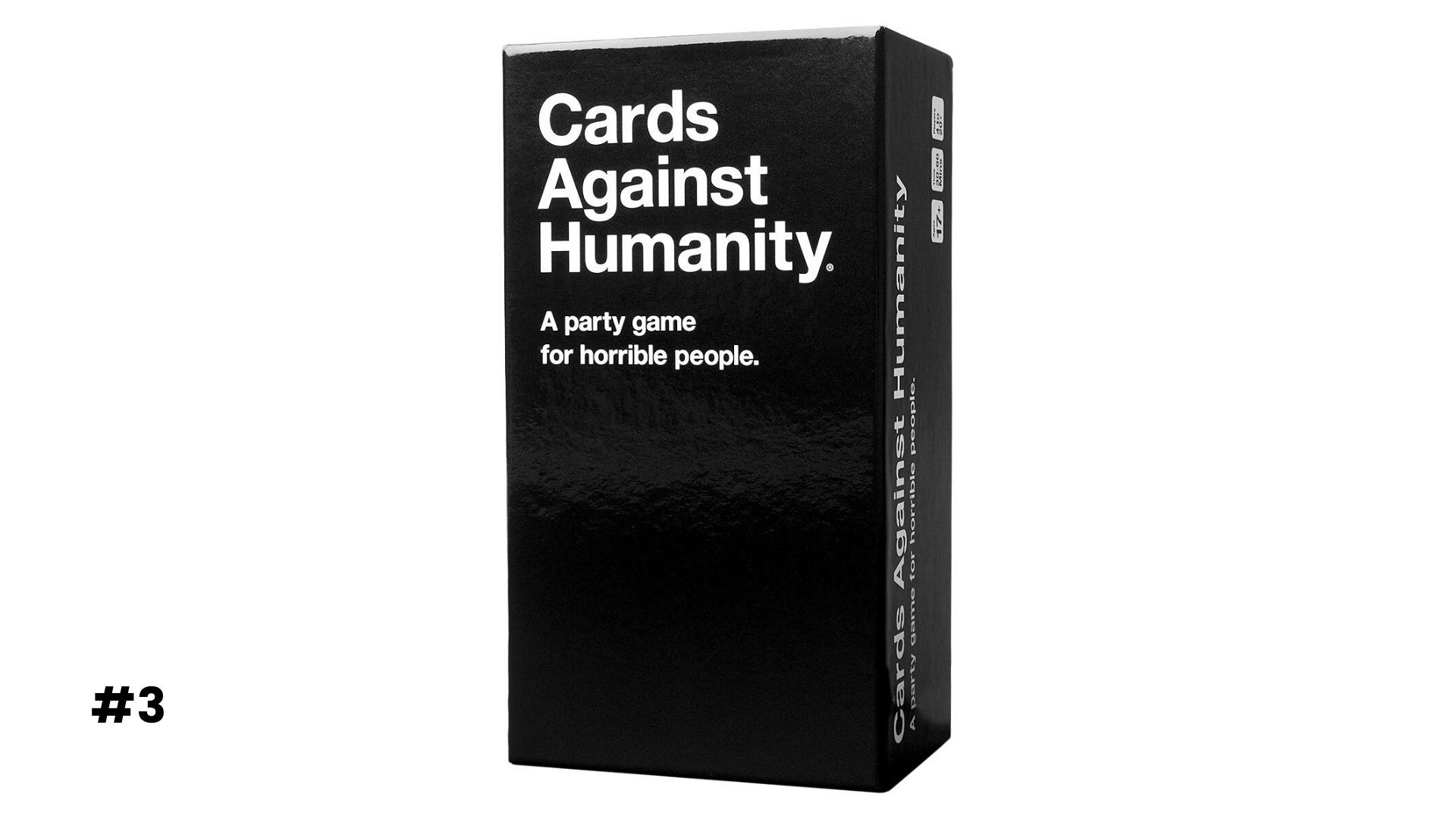 #3 Cards Against Humanity