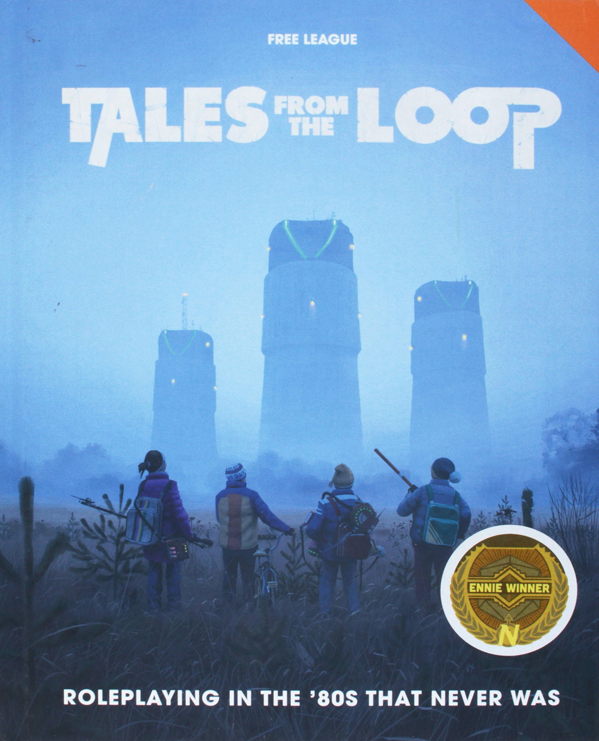 Tales from the Loop roleplaying game