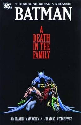 Batman: A Death in the Family tegneserie