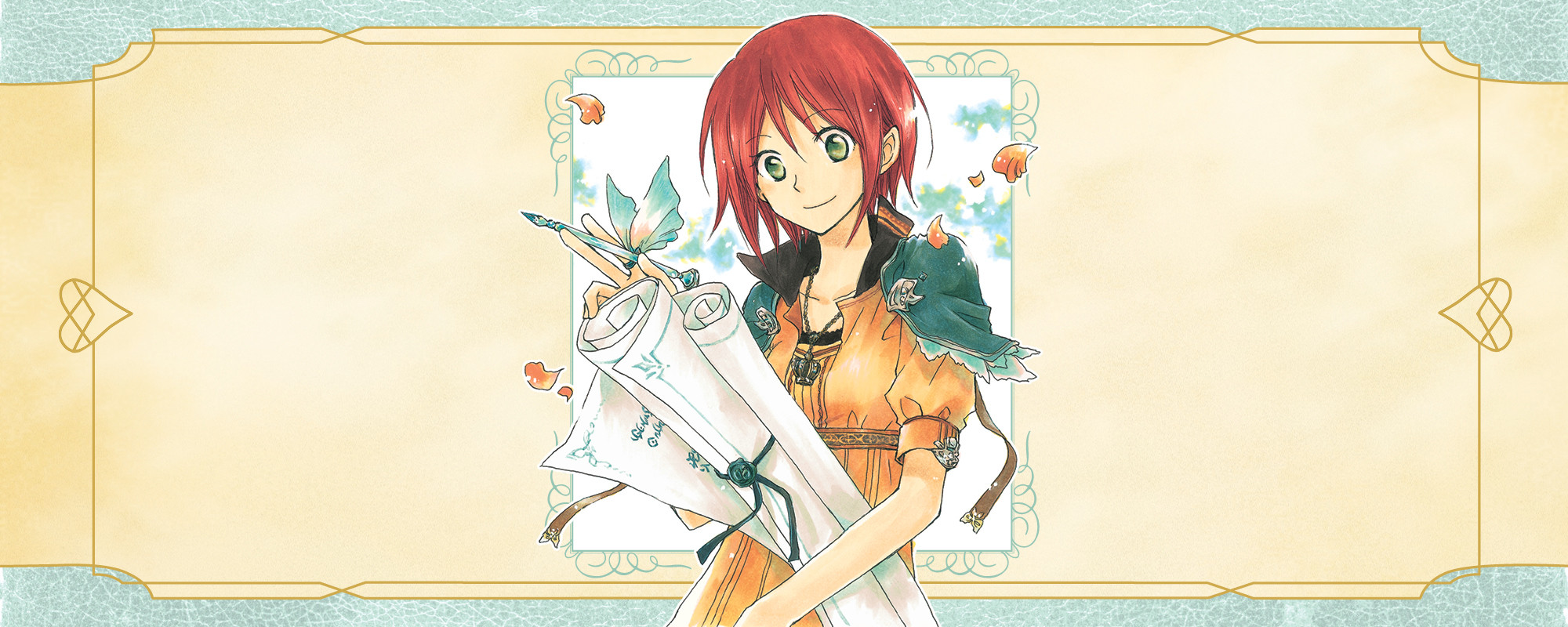 Snow White with the Red Hair manga