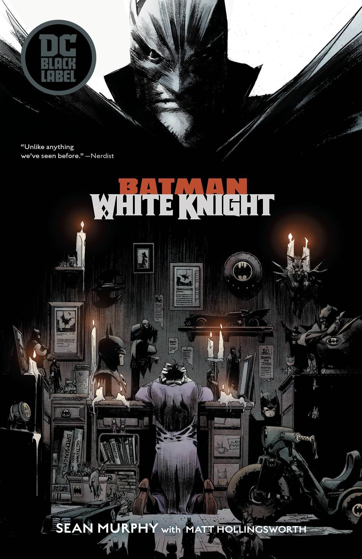 Batman: White Knight tegneserie
